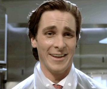 Christian Bale Smug