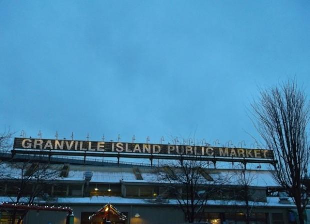 GranvilleIslandSign