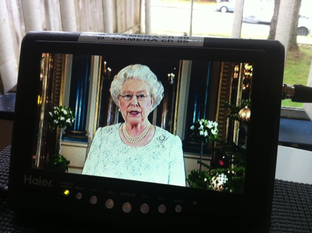 Queen Elizabeth Christmas Speech 2012