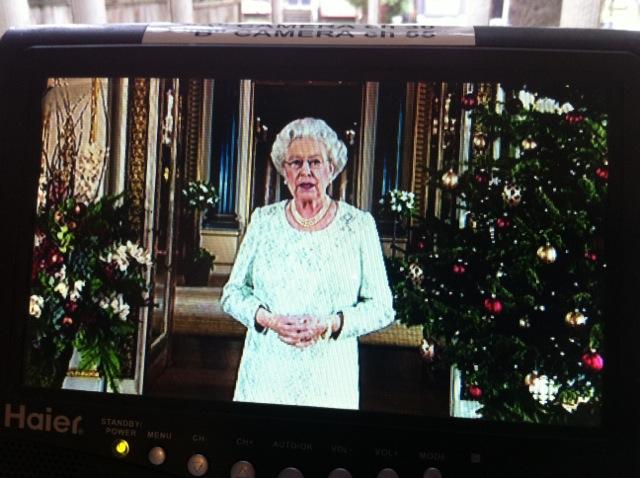 Queen Elizabeth Christmas Speech 2012
