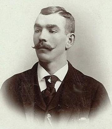 Victorian Handlebar Moustache