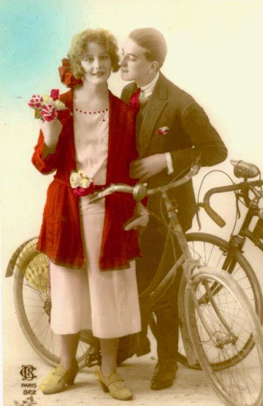 1920s Young Couple