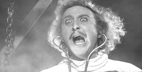 Gene Wilder - Young Frankenstein