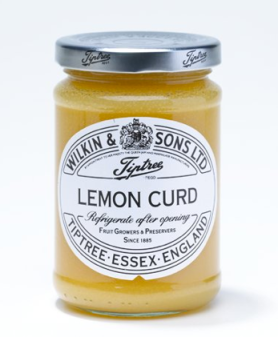 Lemon Curd Jelly