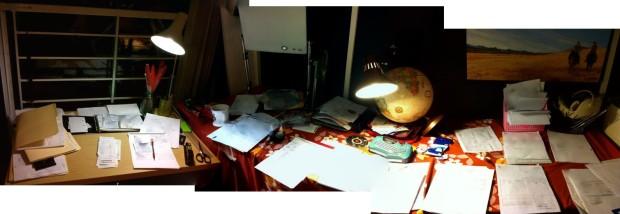 Paperwork Panorama