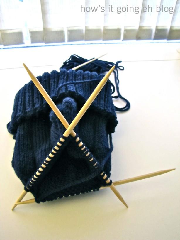 Knitting - 3