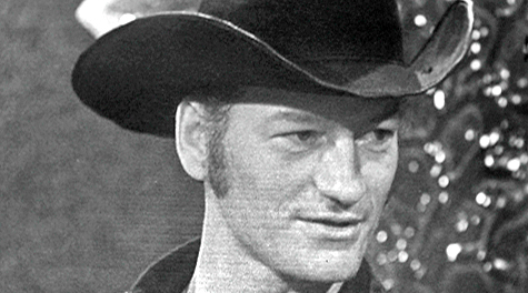 Young Stompin' Tom Connors