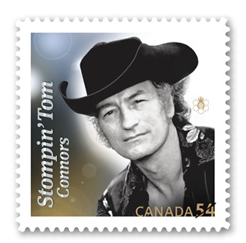 Stompin' Tom Connors Stamp