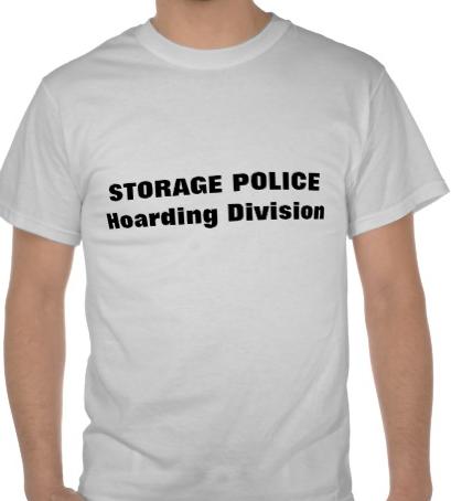 Hoarding Tshirt