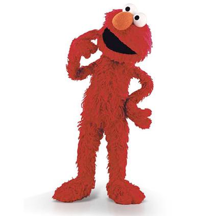 Elmo Thinking
