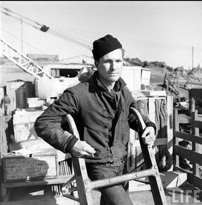 Vintage Watchman's Cap