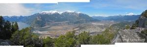 Stawamus Chief Panorama