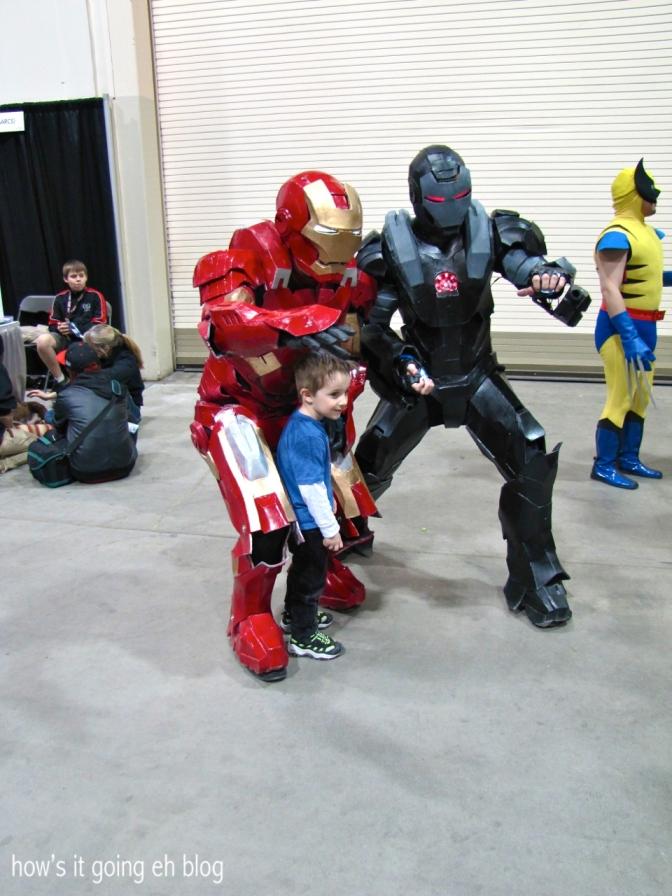 Comic Expo '13 Calgary - 09