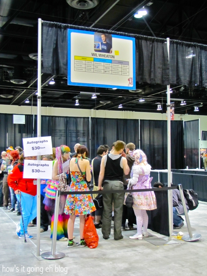 Comic Expo '13 Calgary - 11
