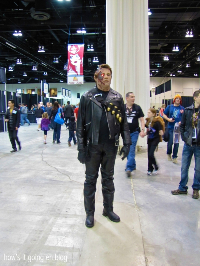 Comic Expo '13 Calgary - 13