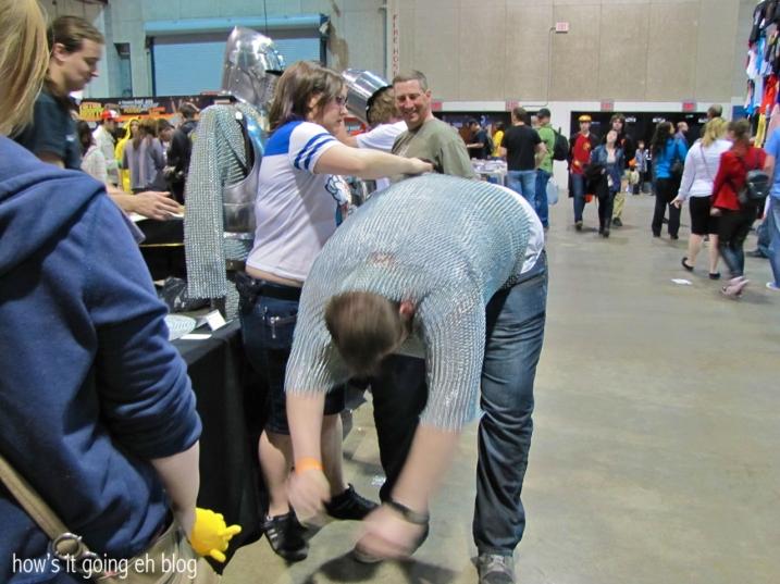 Comic Expo '13 Calgary - 22