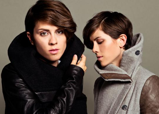 Tegan + Sarah