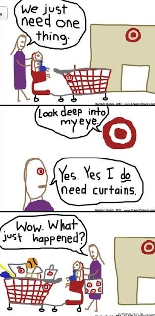Target Comic