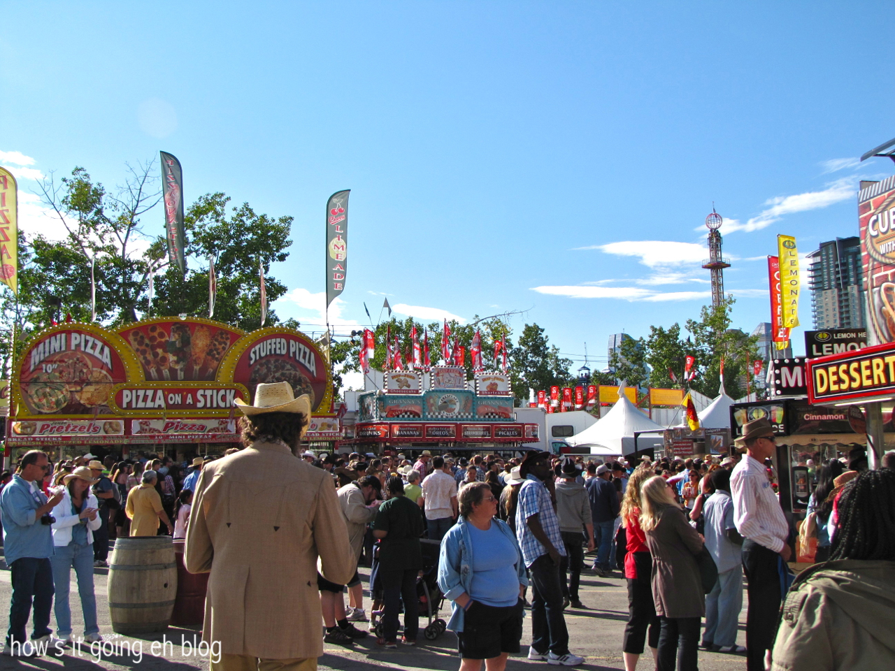Hell Or High Water Calgary Stampede 2013 Day 1 How S