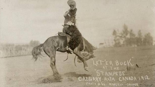 Calgary Stampede 1912