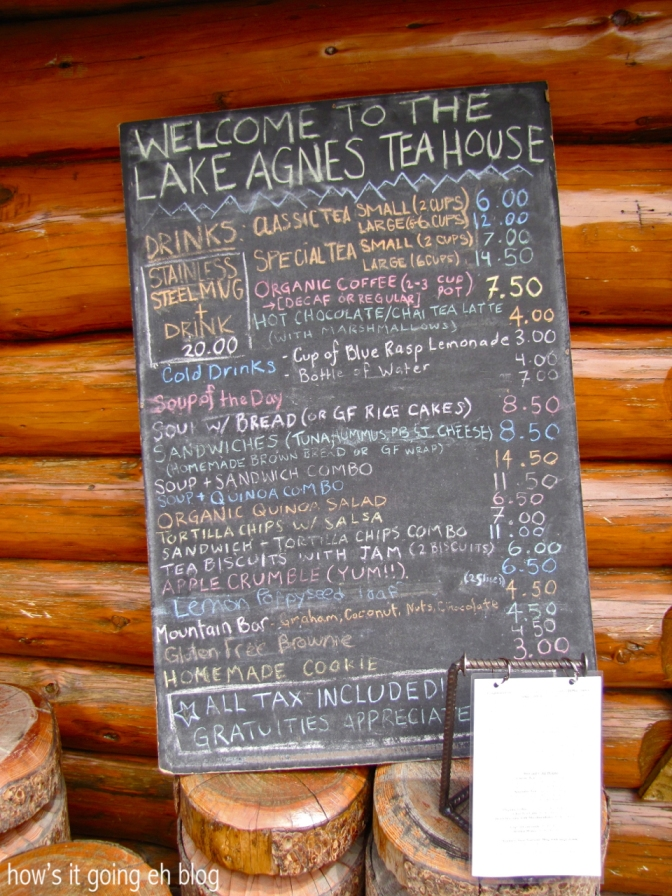 Lake Agnes Banff - 08