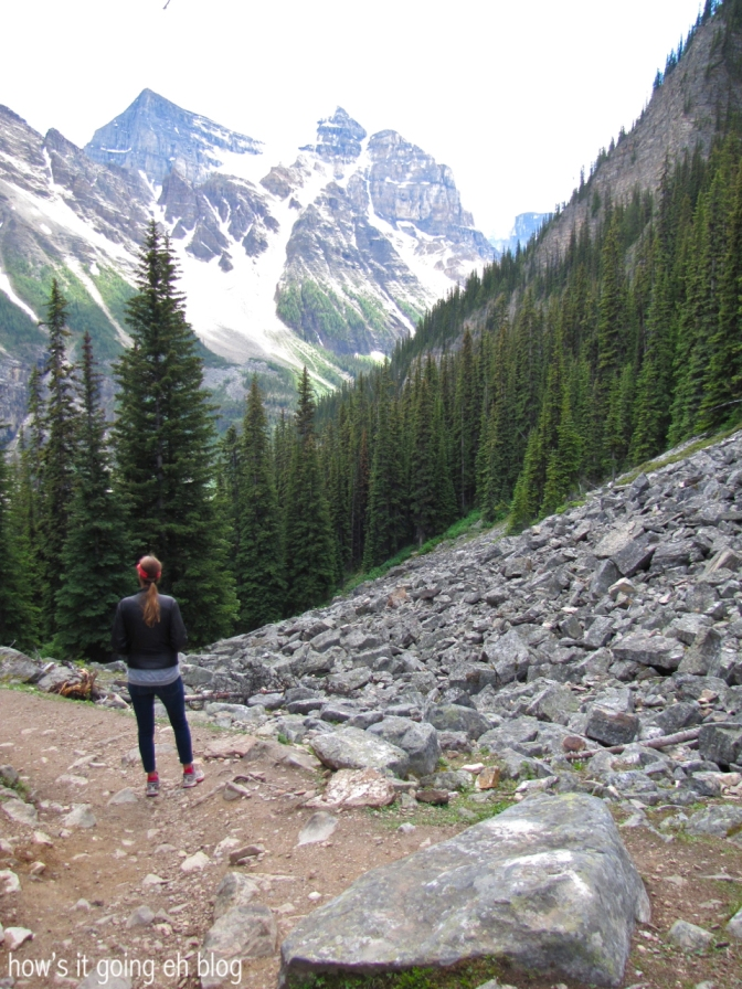 Lake Agnes Banff - 14