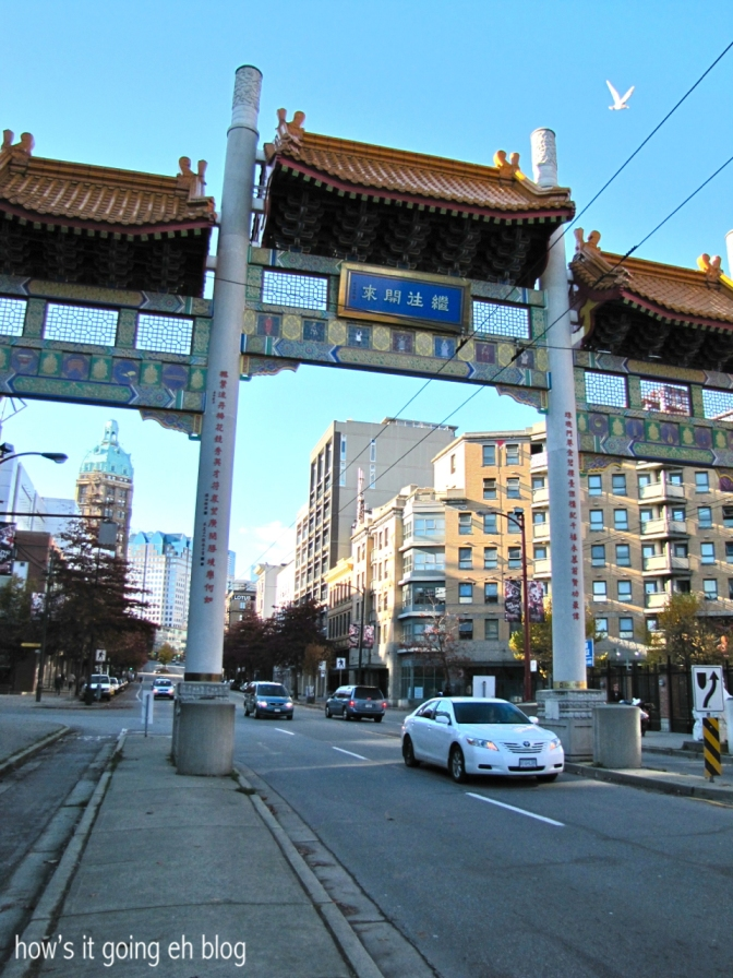 Chinatown Vancouver