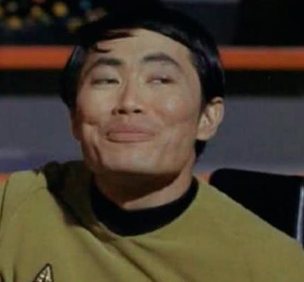 Smug Sulu