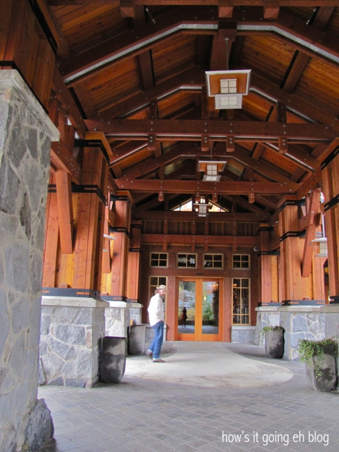 Nita Lake Lodge