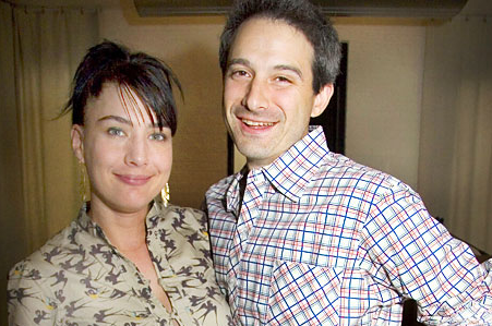 Kathleen Hanna + Adam Horovitz