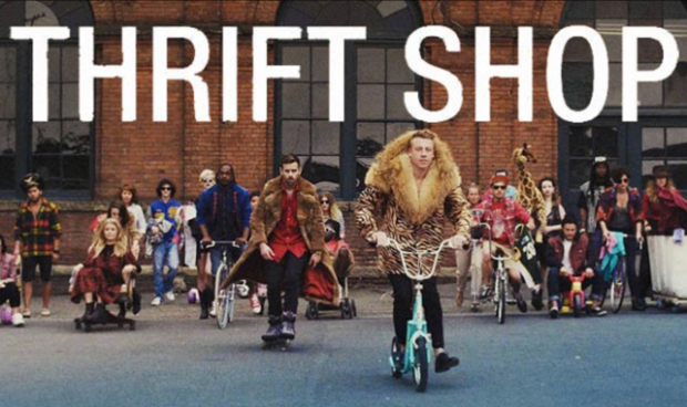Macklemore Thrift Shop