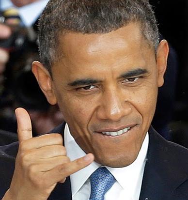 Obama Shaka