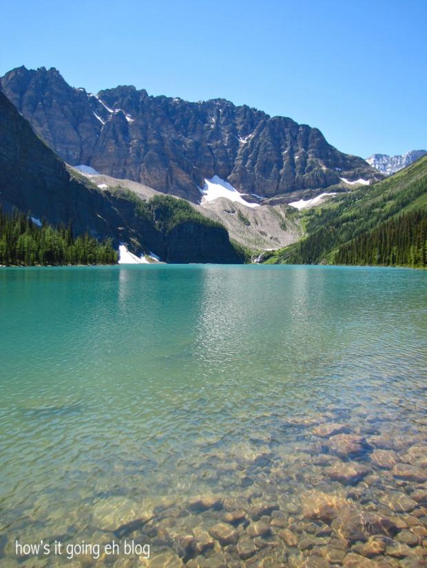 Taylor Lake Banff