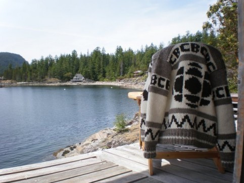 CBC Cowichan Sweater