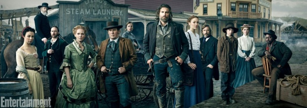 Hell on Wheels Season 4