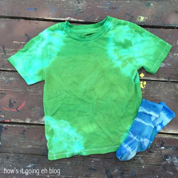 Tie Dye Party - 15
